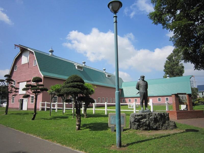 江別市旧町村農場