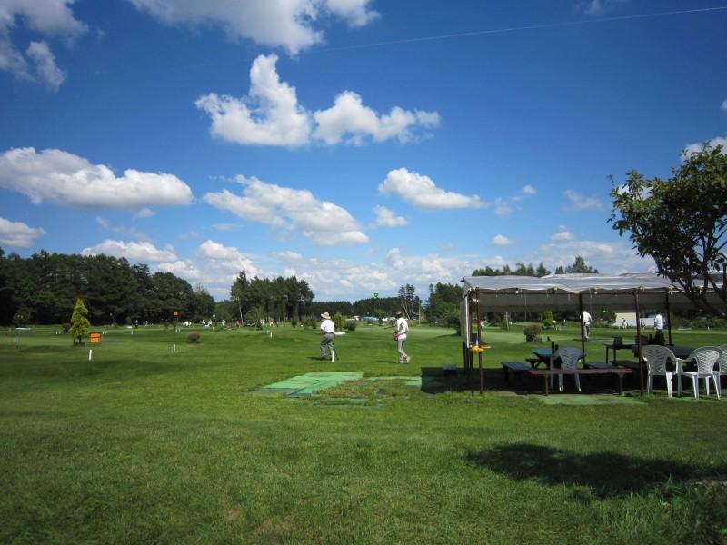 昭和の森パークゴルフ場