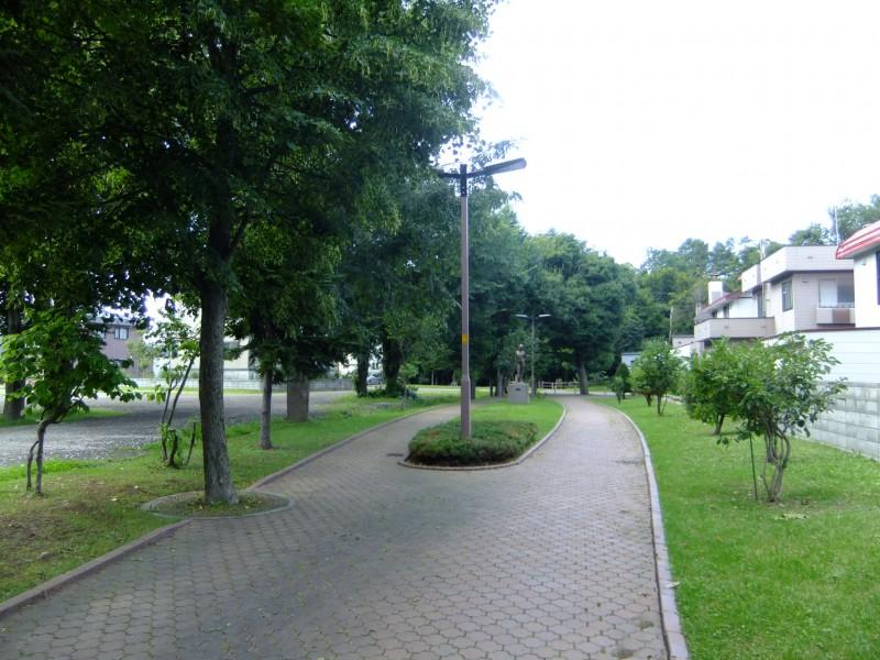 野幌グリーンモール