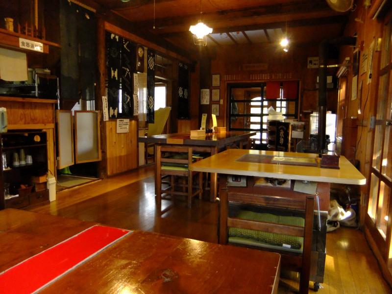 杜の蕎麦屋 コロポックル山荘