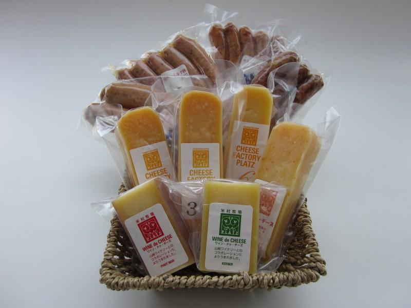 米村牧場 チーズ工房 プラッツ