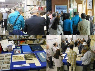 北方資料室書庫ツアー「鉄道資料でみる北海道の歴史」