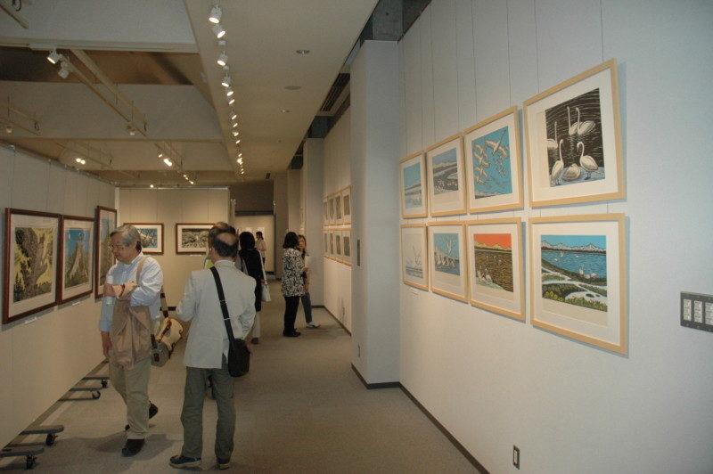 地域文化功労者表彰記念 「手島圭三郎絵本原画展 北の大地に春の息吹を感じて」