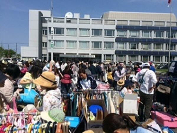 2019第1回えべつ・フリーマーケット