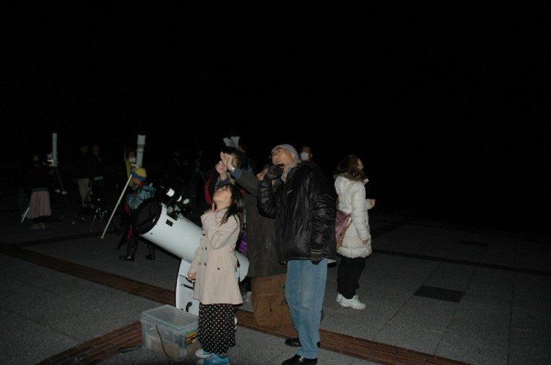 星空観察会~ヘルクレス座の球状星団を観察しましょう~