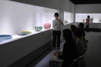 「陶磁器界の三天才-小森・河井・濱田の軌跡」<講演会・作品解説会>