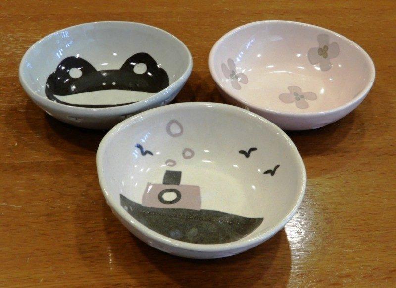 夏の親子陶芸体験~サラダボウルを作ろう!~