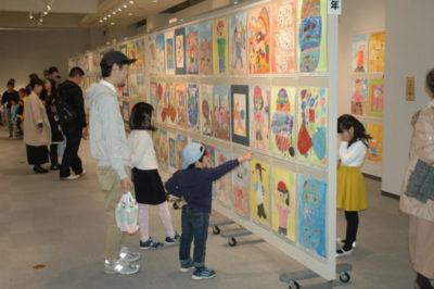 第31回 MOA美術館 江別児童作品展