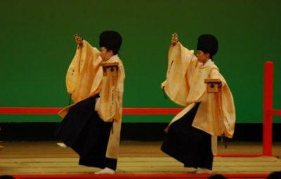 第19回野幌の舞(江別市野幌太々神楽伝承会発表会)