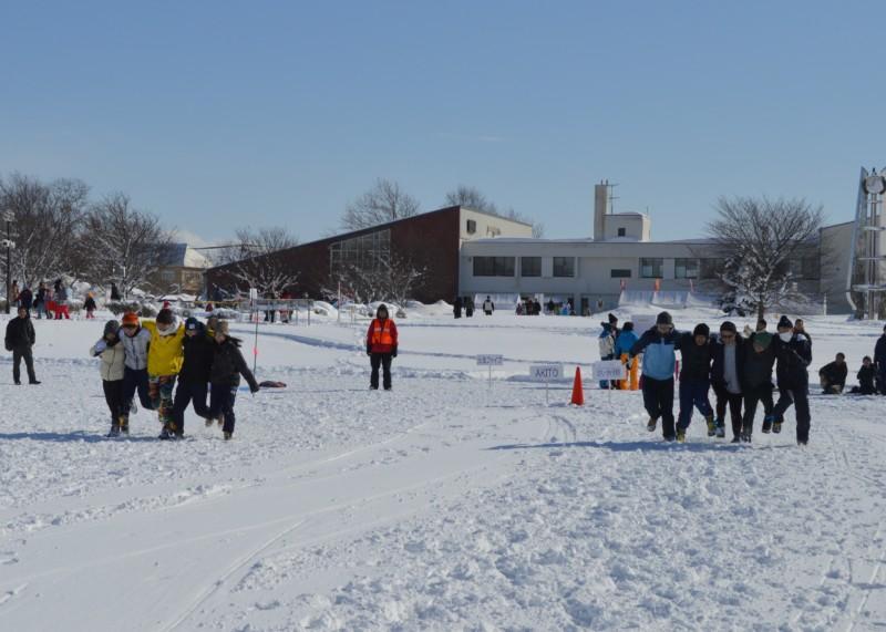 えべつ・冬のスポーツまつり(競技参加受付は終了しました。)