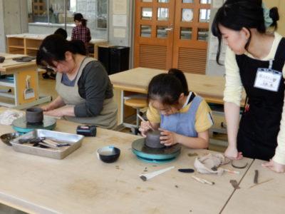 <中止>5月の陶芸・絵付け体験