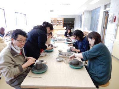 10月の陶芸・絵付け体験