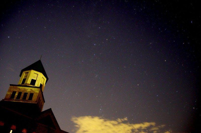 ≪中止≫ 星空観察会~おうし座の散開星団すばるを観察しましょう~