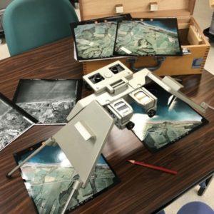 まいぶん遺跡探検隊(第4次)「地図と遺跡のワークショップ」