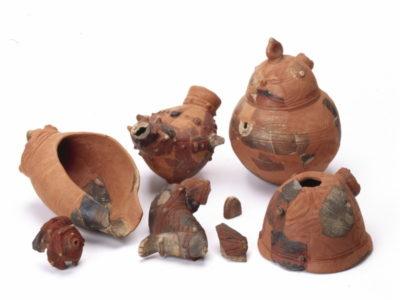 旅する考古学7 「赤い土器はどこで作られたのか-赤彩土器を追う-」