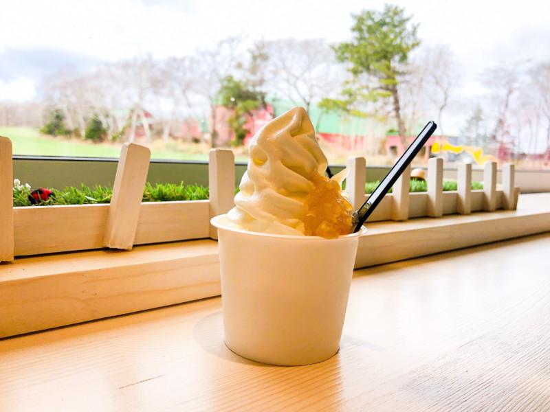 小林牧場 おかしなソフトクリーム工房
