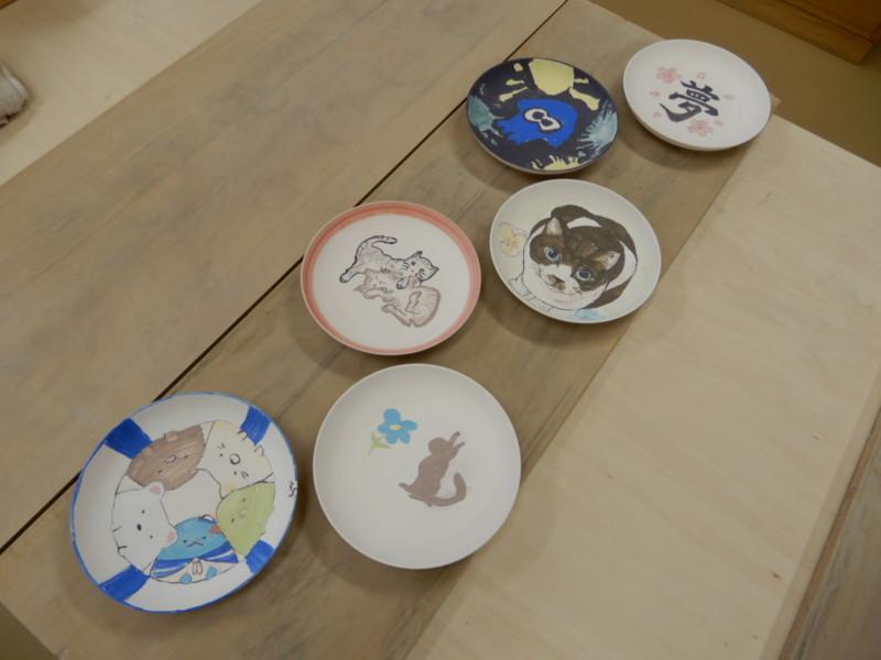 <中止>9月の陶芸・絵付け体験